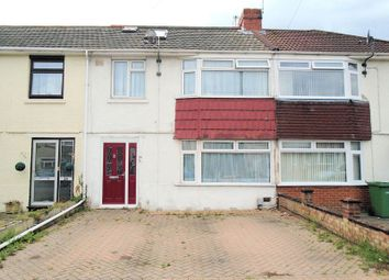 Thumbnail 4 bed terraced house for sale in Highfield Avenue, Fareham