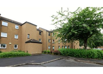 Thumbnail 1 bed flat for sale in Fairfield Place, Falkirk