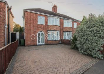 Thumbnail 3 bed semi-detached house for sale in Arundel Road, Walton, Peterborough