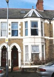 Thumbnail 4 bed terraced house to rent in Malefant Street, Cardiff