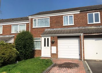 3 bed terraced house for sale in Coventry Close, Corfe Mullen, Wimborne, Dorset BH21
