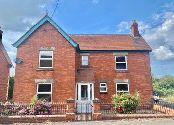 Thumbnail 4 bed detached house for sale in Brickyard Lane, Gillingham