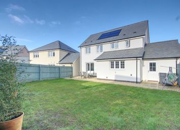 Thumbnail 4 bed detached house for sale in Beechfield Close, Fremington, Barnstaple