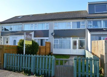 Thumbnail 3 bed terraced house for sale in Higher Boskerris, Carbis Bay, St. Ives, Cornwall