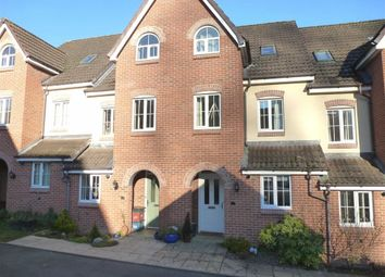 Thumbnail 3 bed town house for sale in Sorrell Gardens, Clayton, Newcastle-Under-Lyme