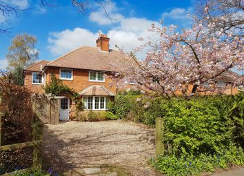 Thumbnail 4 bedroom property for sale in Andover Road, Newbury