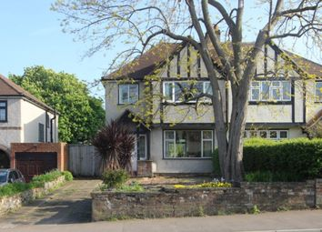 Thumbnail 3 bed semi-detached house for sale in Oakfield Lane, Dartford