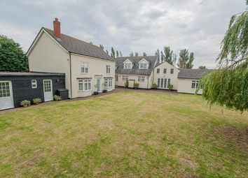 Thumbnail 5 bed detached house for sale in Old Main Road, Old Leake, Boston, Lincolnshire