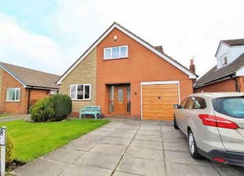 Thumbnail 4 bed detached house for sale in Fletcher Avenue, Tarleton, Preston
