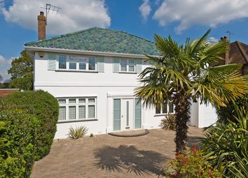 Thumbnail 4 bed detached house for sale in The Drive, Esher