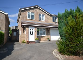 Thumbnail 4 bed detached house for sale in Meriden Road, Clayton, Newcastle