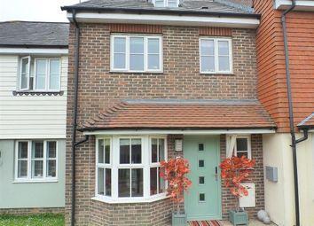 Thumbnail 4 bedroom terraced house for sale in Blanshard Close, Herstmonceux, Hailsham