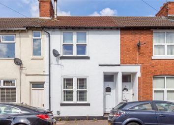 Thumbnail 3 bed terraced house to rent in Connaught Street, Kettering, Northamptonshire