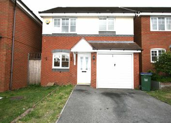 Thumbnail 3 bedroom detached house to rent in Lupin Grove, Tamebridge, Walsall