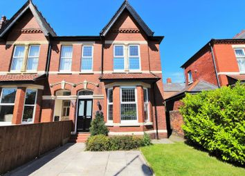 Thumbnail 4 bed semi-detached house for sale in Forest Road, Southport