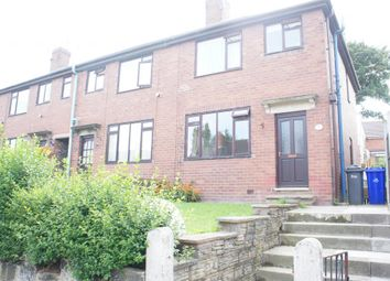 Thumbnail 3 bed semi-detached house to rent in Churchfield Avenue, Dresden, Longton