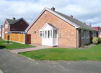 Thumbnail 2 bedroom bungalow for sale in Helming Drive, Danehurst Estate, Wolverhampton