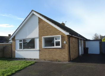 Thumbnail 3 bed detached bungalow for sale in Langton Close, Selsey, Chichester