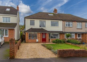 Thumbnail 5 bed semi-detached house for sale in Caer Cady Close, Cyncoed, Cardiff