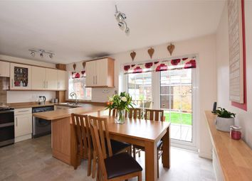 Thumbnail 3 bed semi-detached house for sale in Meadow Close, Walderslade, Chatham, Kent