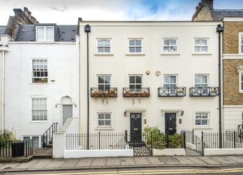 Thumbnail 5 bedroom town house for sale in South End Row, London