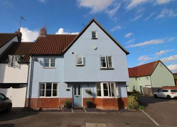 4 bed link-detached house for sale in Cowdrie Way, Springfield, Chelmsford, Essex CM2
