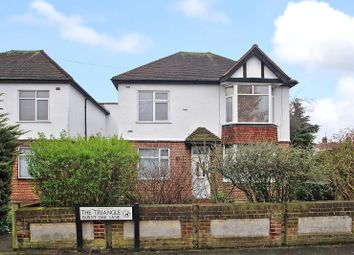 Thumbnail 2 bed maisonette for sale in The Triangle, Burnt Oak Lane, Sidcup, Kent