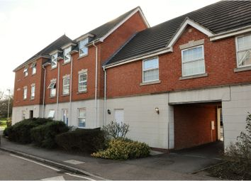 Thumbnail 2 bedroom flat for sale in 5 Heritage Way, Leicester