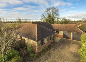 Thumbnail 5 bed detached bungalow for sale in Cherry Trees, Great Shelford, Cambridge