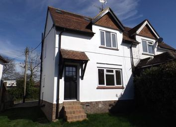 Thumbnail 3 bed end terrace house for sale in Marley Way, Storrington, Pulborough, West Sussex