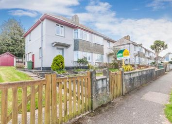 Thumbnail 3 bed semi-detached house for sale in Penzance, Cornwall