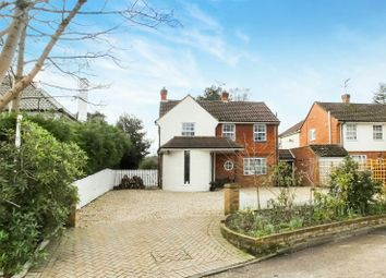 Thumbnail 4 bed detached house for sale in Woodham Waye, Woking