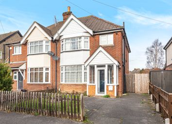 3 bed semi-detached house for sale in Bellemoor Road, Southampton, Hampshire SO15