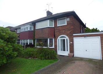 Thumbnail 3 bed semi-detached house to rent in Buckingham Road, Maghull, Liverpool