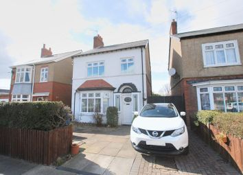 Thumbnail 3 bed detached house for sale in Plessey Road, Blyth