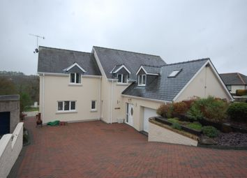 Thumbnail 5 bed detached house for sale in The Ridgeway, Saundersfoot