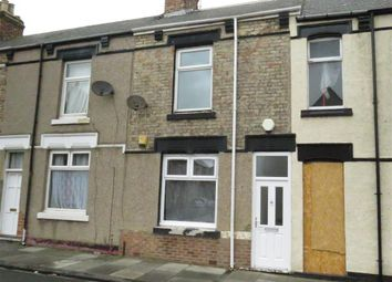 Thumbnail 2 bedroom terraced house for sale in Sheriff Street, Hartlepool