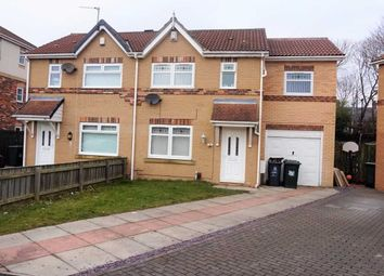 Thumbnail 5 bedroom terraced house for sale in Praetorian Drive, Wallsend