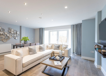Thumbnail 3 bed terraced house for sale in Henry Darlot Drive, Millbrook Park, Mill Hill, London