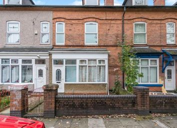 4 bed terraced house for sale in Oakfield Road, Balsall Heath, Birmingham, West Midlands B12