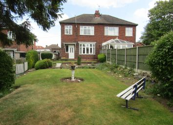 Thumbnail 3 bedroom semi-detached house for sale in Lansdall Avenue, Lea, Gainsborough