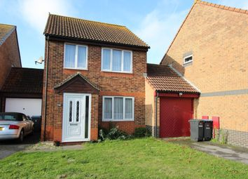 Thumbnail 3 bedroom detached house for sale in Souberg Close, Deal