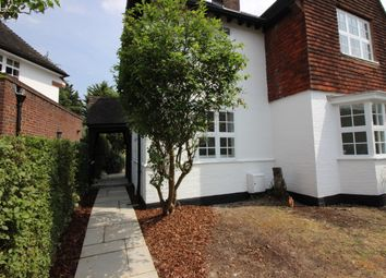 Thumbnail 3 bed semi-detached house to rent in Brookland Rise, Hampstead Gardenn Suburb