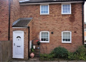 Thumbnail 1 bed maisonette for sale in Felton Close, Luton