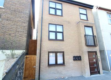 Thumbnail 2 bedroom flat to rent in Milton Road, Gravesend, Kent