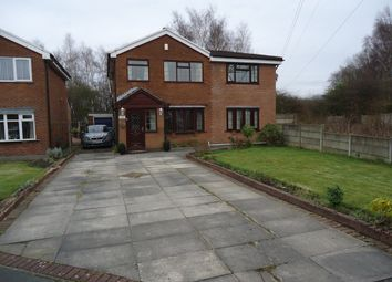 Thumbnail 5 bed detached house for sale in The Fairway, New Moston