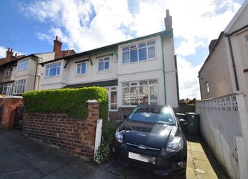 Thumbnail 4 bed semi-detached house for sale in Hillside Road, Wallasey