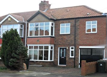 Thumbnail 3 bed property to rent in Marina Drive, Whitley Bay