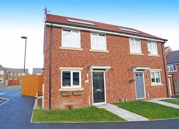 Thumbnail 2 bed semi-detached house to rent in Caleb Drive, Wallsend