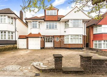 Thumbnail 5 bedroom detached house to rent in Downage, London